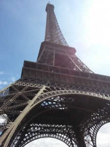 visit the Eiffeltower
