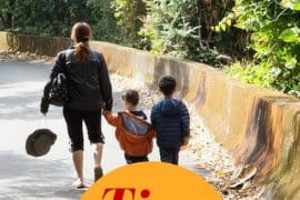 Tips for traveling as single parent