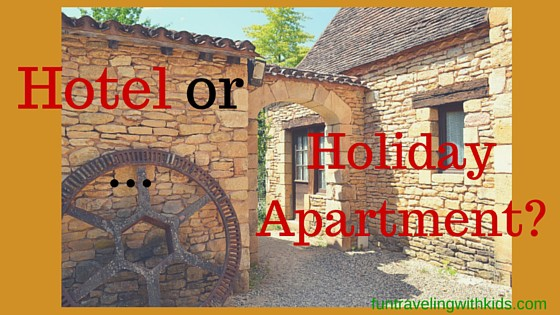 hotel or holiday accommodation