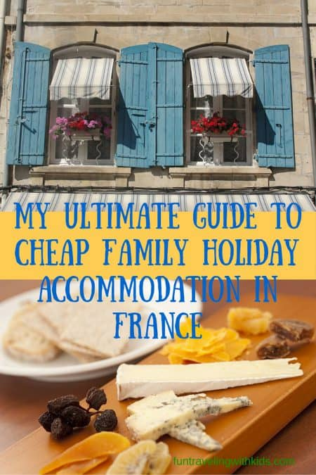 guide to cheap family holiday accommodation
