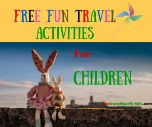 fun travel activities children