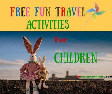 free fun travel activities