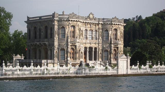 Kucuksu Palace Istanbul