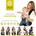 lillebaby carrier airflow