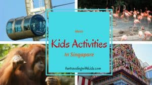 more kids activities in Singapore