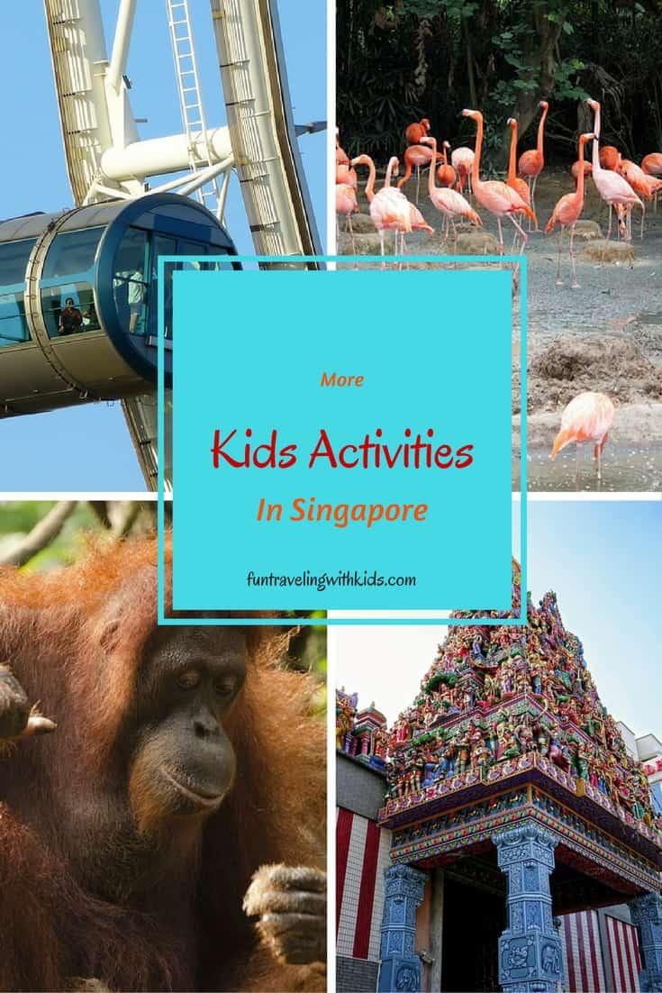 more kids activities singapore