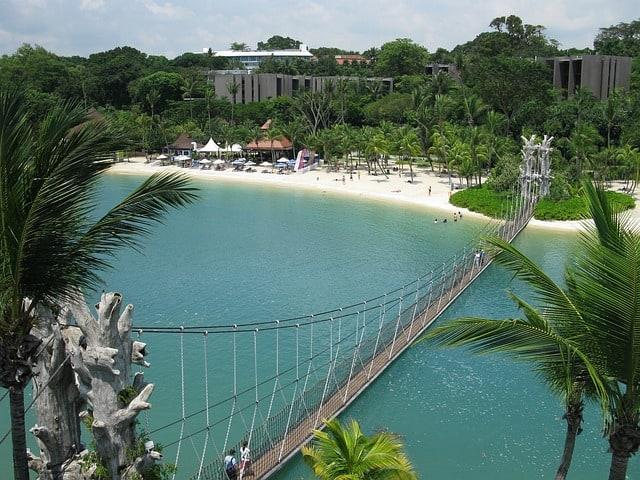beach sentosa island