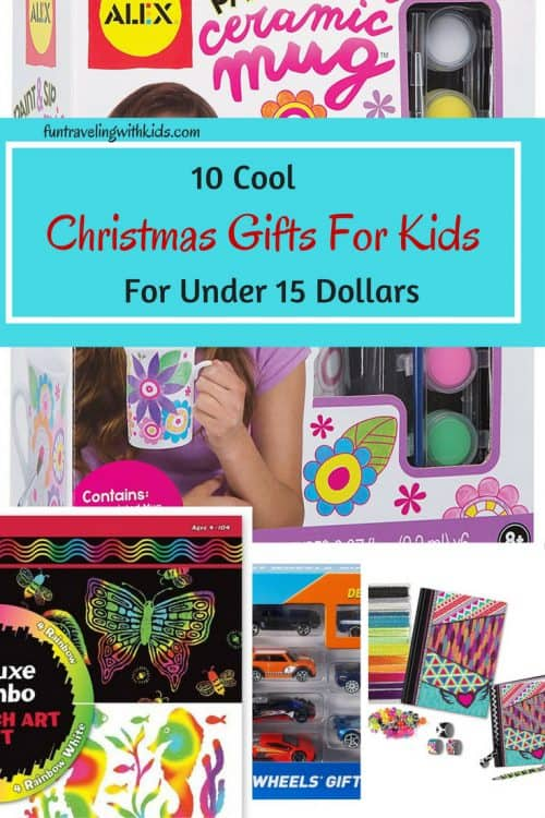 Toys Under 10 Dollars : Ten cool christmas gift ideas for kids under