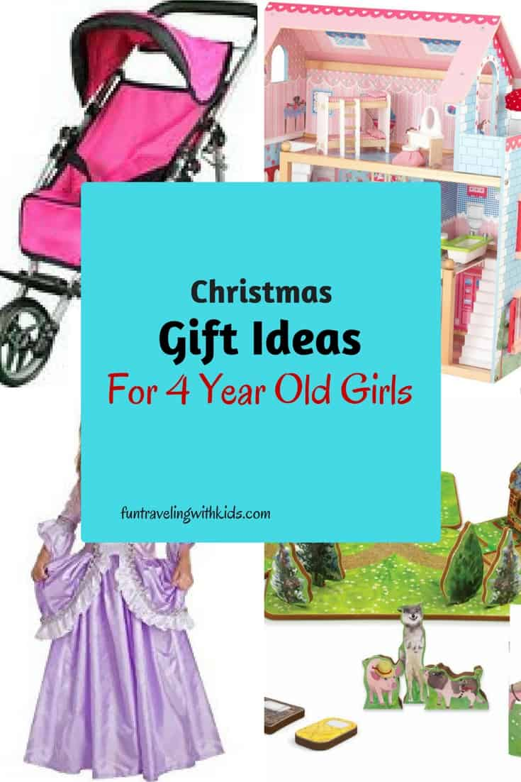 Christmas Gift Ideas For 4 Year Old Girls - Fun traveling with kids