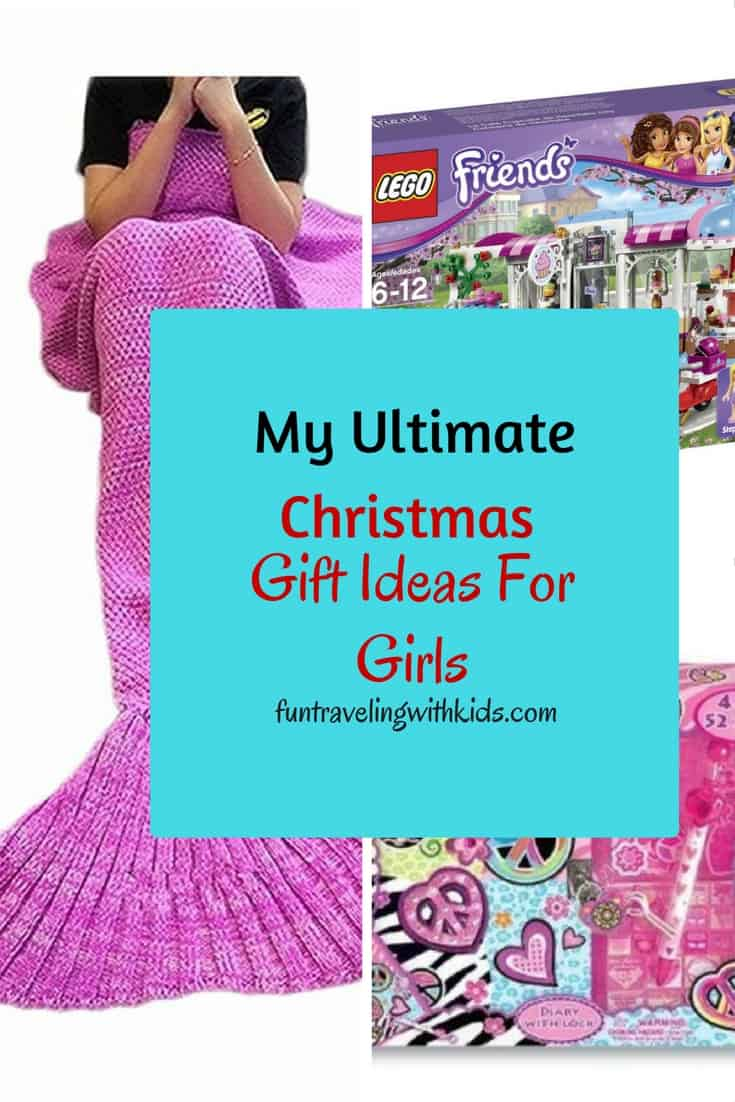 My Ultimate Christmas Gift Ideas For Girls - Age 5 to 10 ...