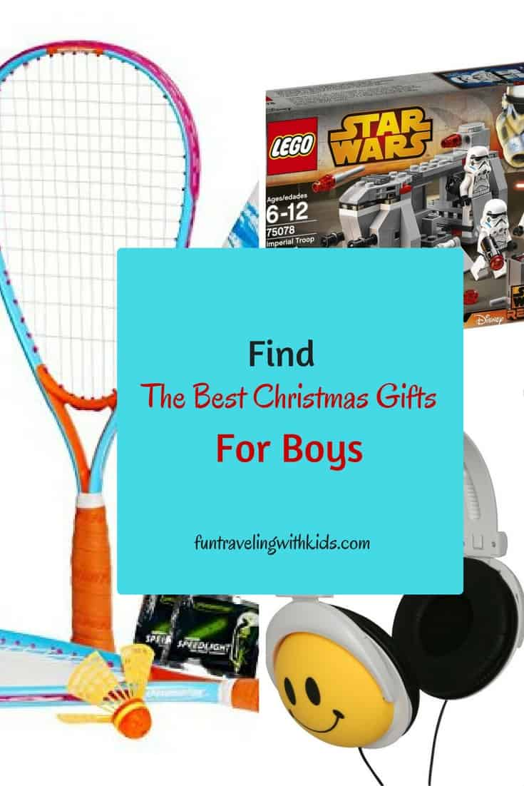 Christmas Toys For Boys : The best christmas gifts for boys age to fun