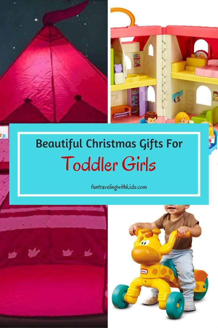 Beautiful Christmas Gift Ideas For Toddler Girls Fun