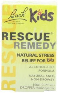 bach rescue remedy for kids