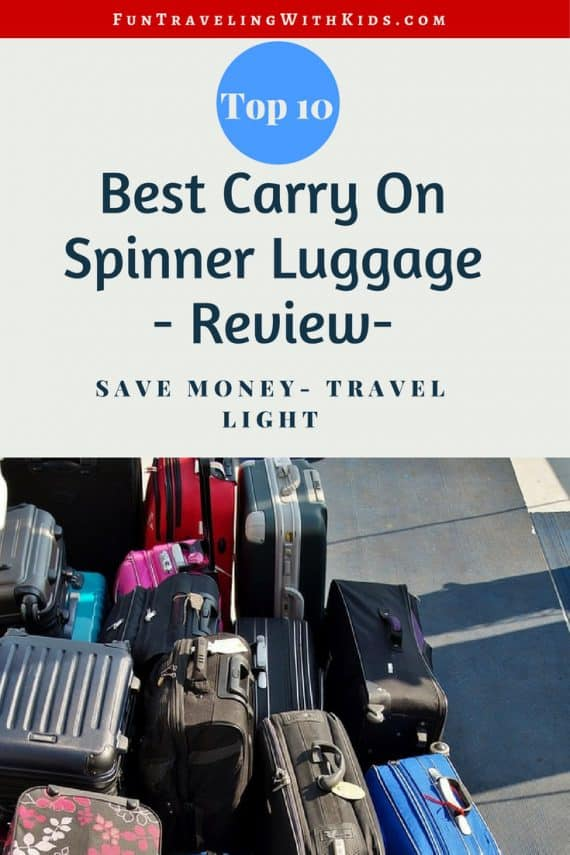 best carry on luggage on wheels