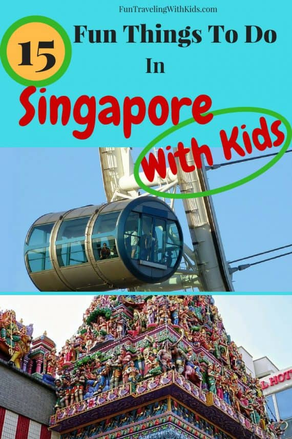 Fun Things To Do In Singapore with Kids
