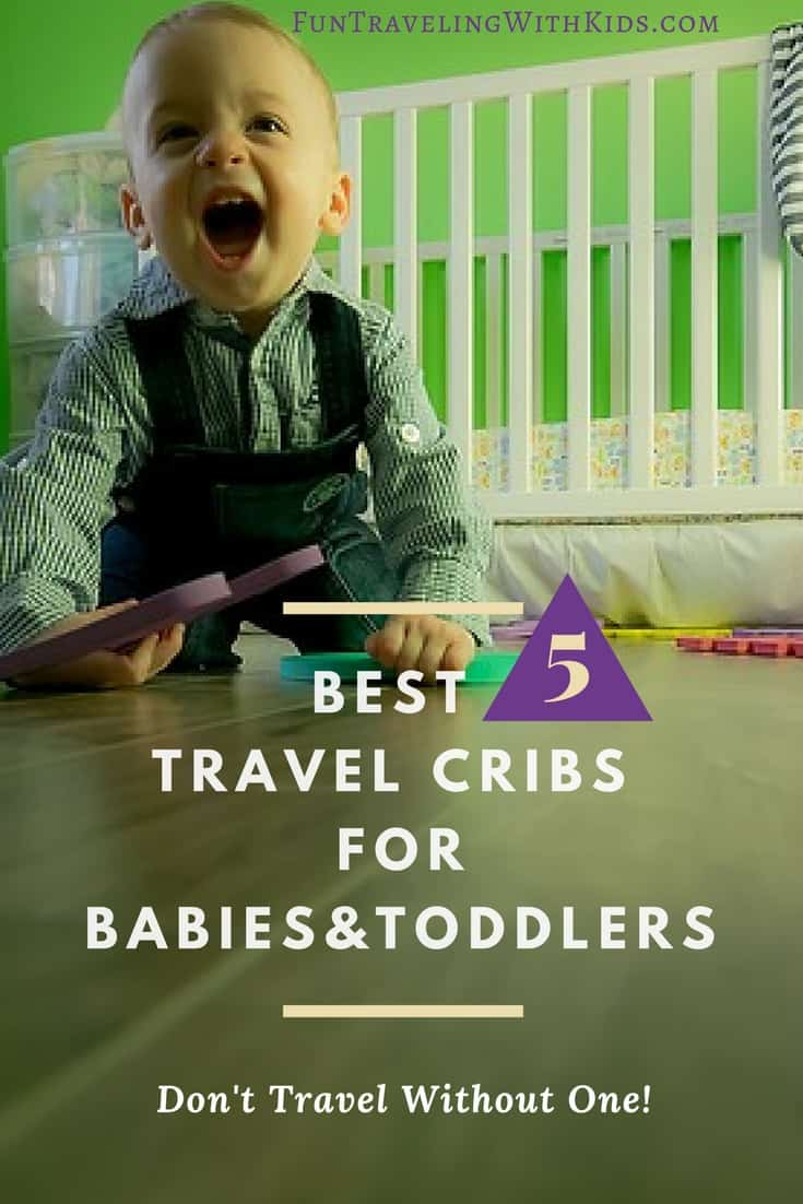 Top 5 Travel cribs for Babies