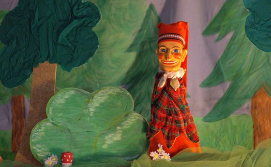 kasper - puppet theatre