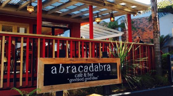 cafe abracadabra