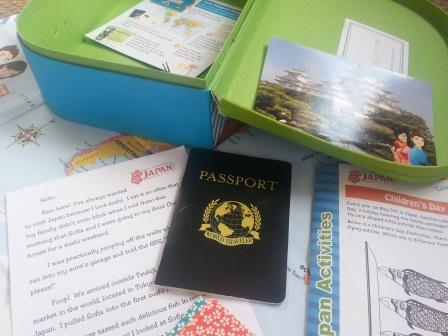 Little Passports World Edition Content