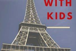 Paris with kids