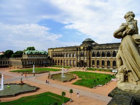 drseden zwinger palace