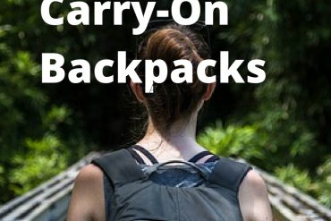 Best Carry-On Backpacks