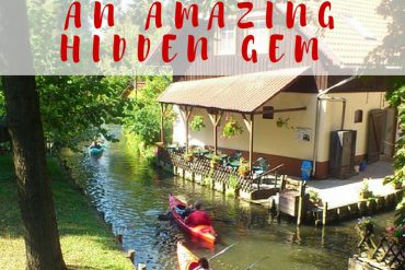 Spreewald (Germany) with kids