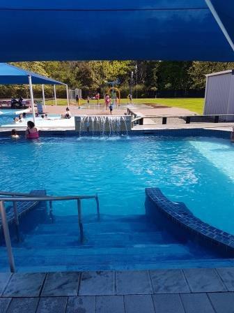 Spa Pool in Kawerau
