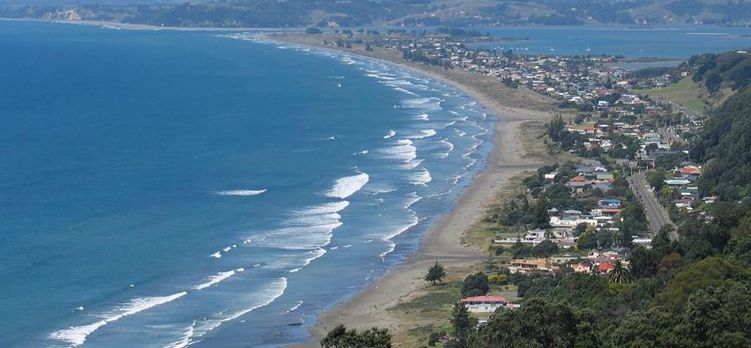 ohope beach