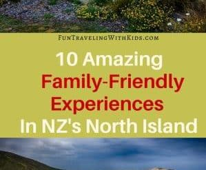 Things to do with kids in New Zealand's North Island