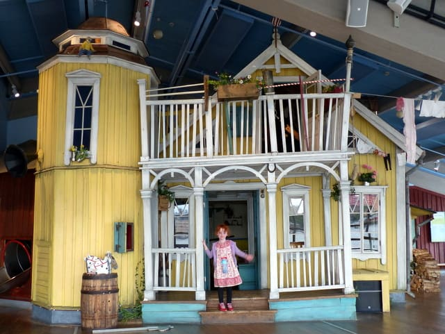 Pippi Longstockings house