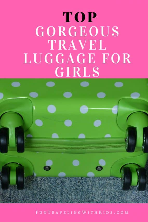 Best Travel Luggage For Girls