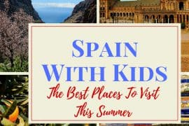 Spain with kids