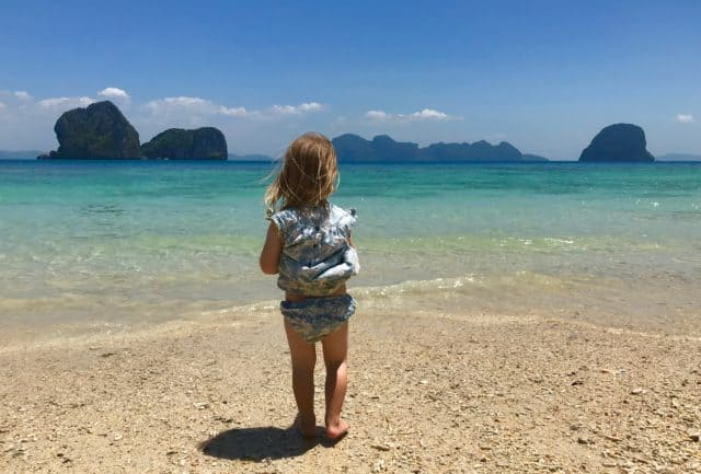 Koh Ngai with kids