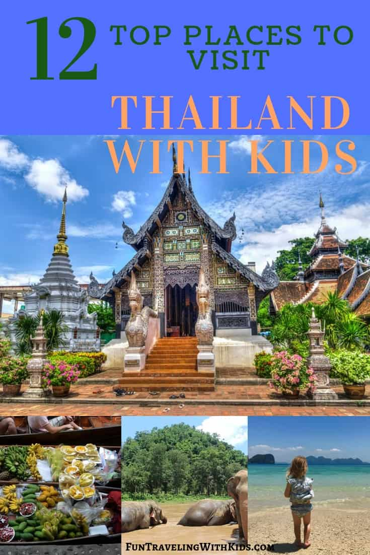 Thailand with kids