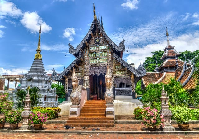 Chiang Mai with kids