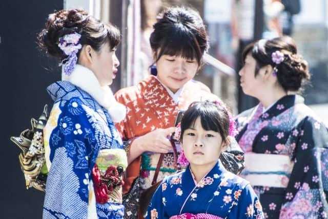 Kyoto - Kimono
