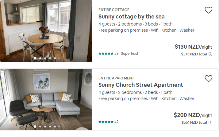 Auckland accommodation devonport