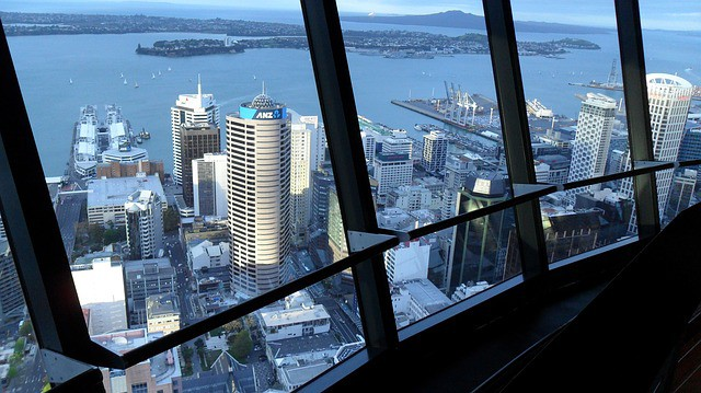 view sky tower