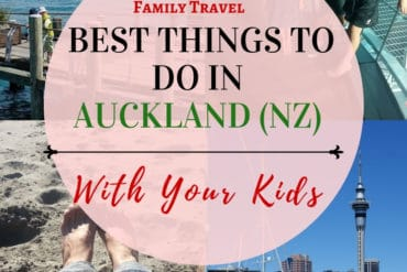 Auckland with kids