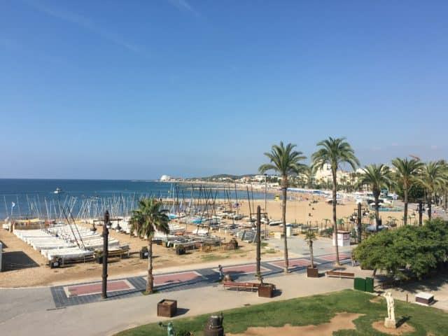 Sitges in Spain