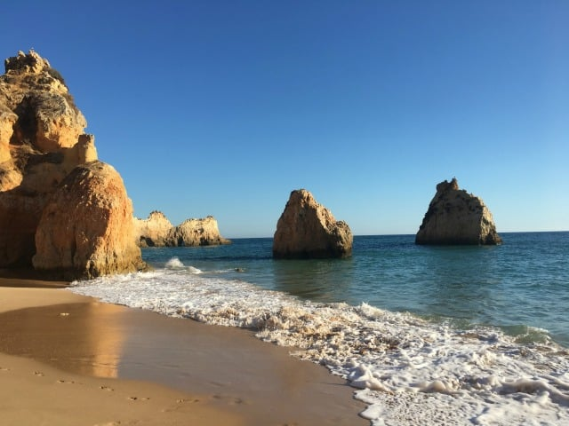 Alvor, Praia dos Tres Irmaos