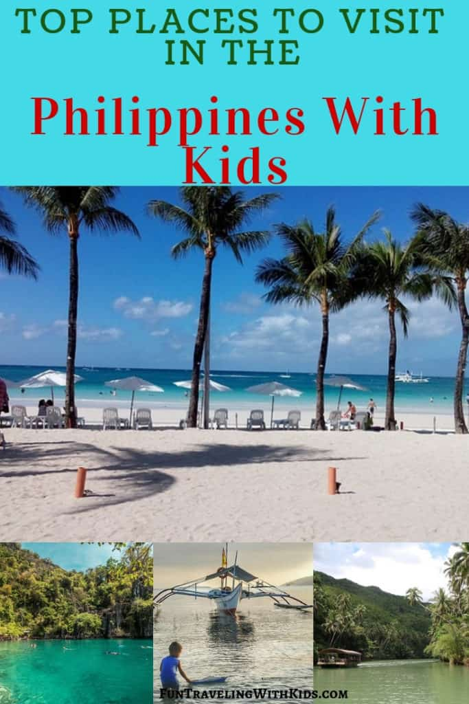 top places to visit in the philippines with kids