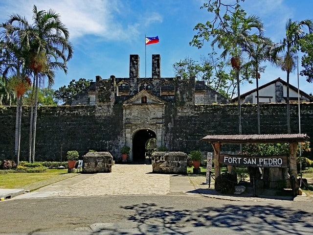 fort in cebu