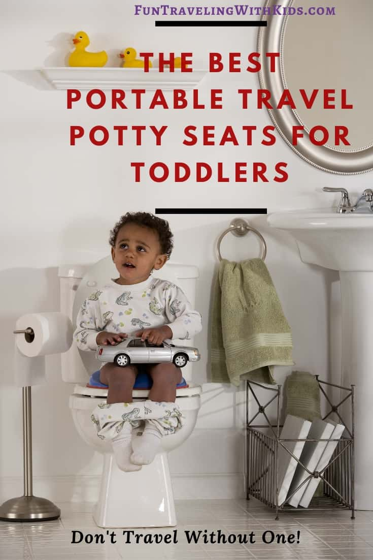 best travel potty seat toddlers